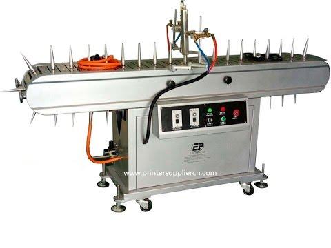 Flame Treatment Machine For Bottle, PE PP PET HDPE LDPE Flame Treating Equipment, Corona Treater