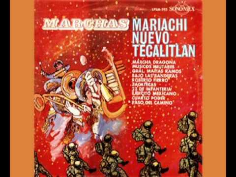 Mariachi Nuevo Tecalitlan  23 De Infanteria