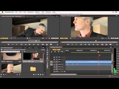 An Overview of the Premiere Pro CC Interface
