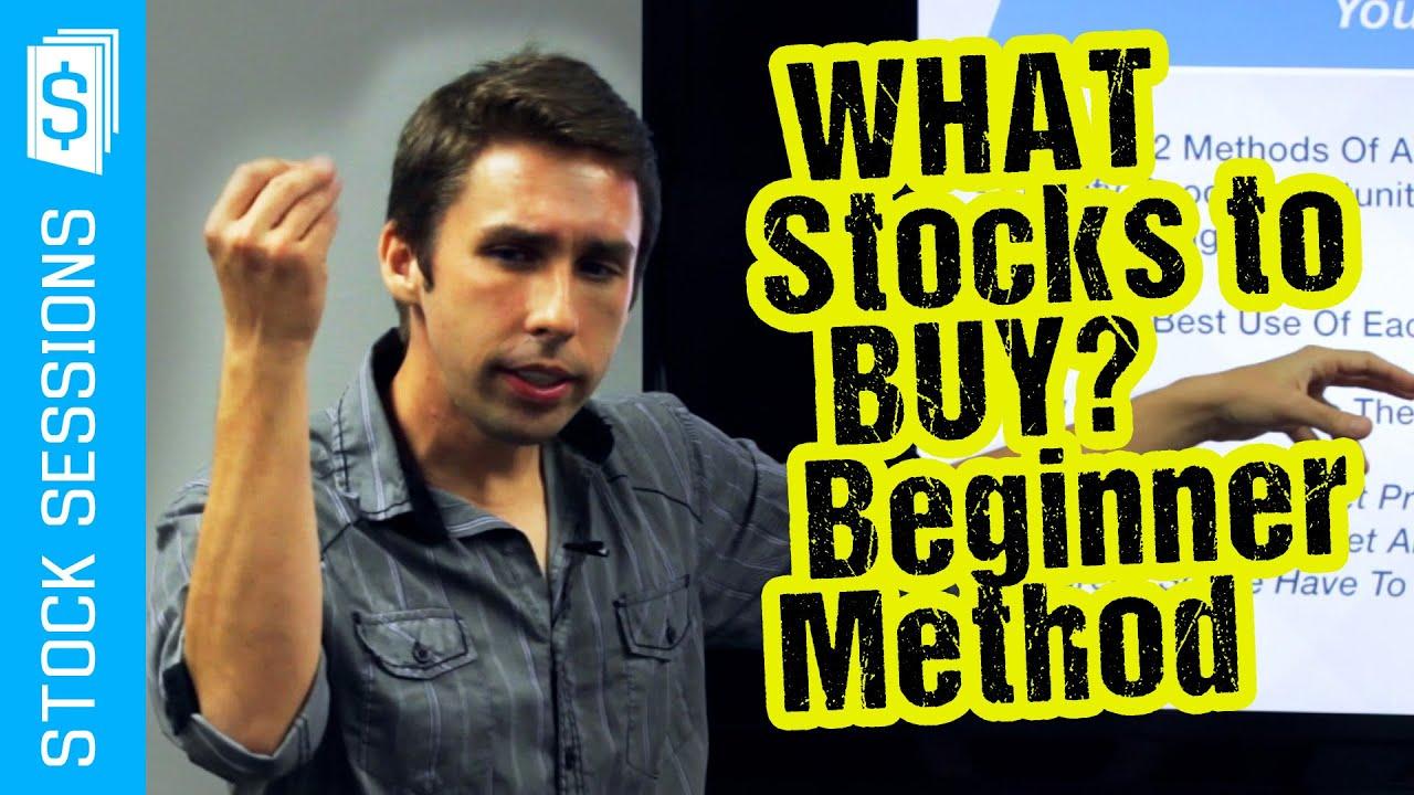What Stocks To Buy? Warren Buffett For Beginners [stock Market 101 Course  #0202]