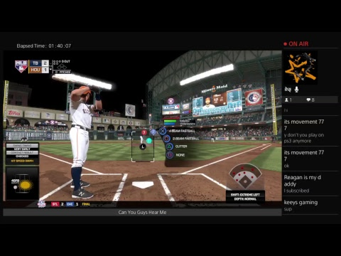 Rays At Astros - Live On ROOT Sports - MLB 17