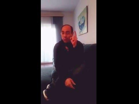 Luis Escudero te invita al