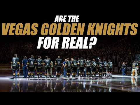 Are the Vegas Golden Knights For Real?