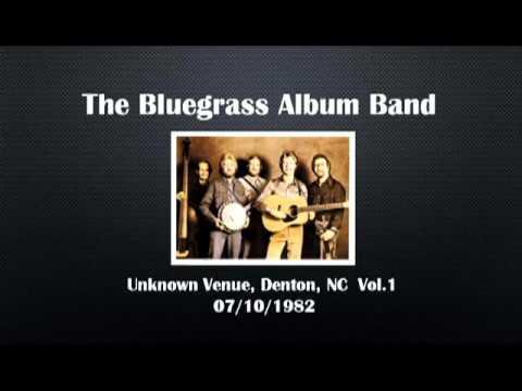 【CGUBA368】 The Bluegrass Album Band  07/10/1982 Vol. 1