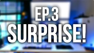 My New Gaming Setup - THE HUGE REVEAL!!! (Ep.3)