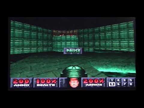 Doom Cheats (PlayStation)