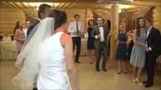 Конкурс на свадьбу: водка шампанское коньяк рассол пробуем