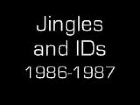 1986-1987 Jingles and IDs, Salt Lake City, Denver, Colorado