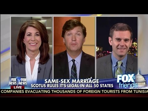Hillary Clinton's Political Flip-Flop on Gay Marriage Analyzed by Tammy Bruce & Guy Benson