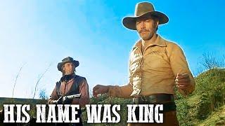 His Name was King | RICHARD HARRISON | Spaghetti Western | Wild West | Cowboy Movie