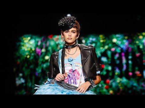 Moschino Spring Summer 2018 Fashion Show