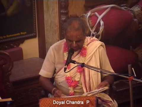 Chanting Is The Essense Of Hare Krishna Movement - Dayal Chandra Prabhu