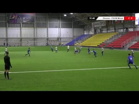 Dinamo Tbilisi (Georgia) – FSHM Minsk (Belarus) II