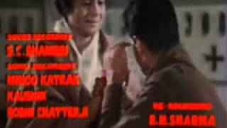 Meri Duniya Hai Maa-Original Soundtrack-S D Burman-Talash
