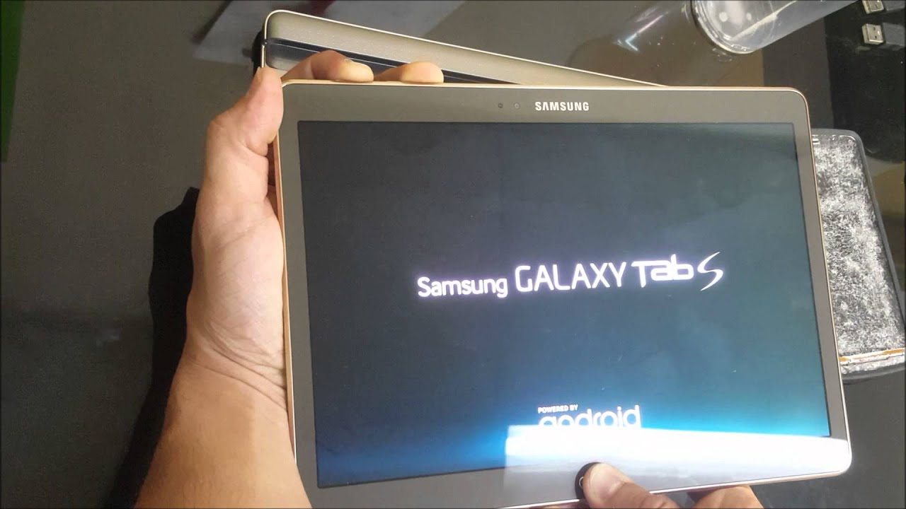 How To Reset Samsung Galaxy Tab S - Hard Reset and Soft Reset