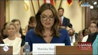 Mariska Hargitay   - Capitol Hill