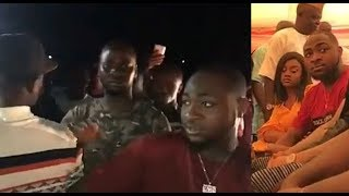 Davido & His Girlfriend Chioma Visit His Hometown & Gets  Love From His Fans