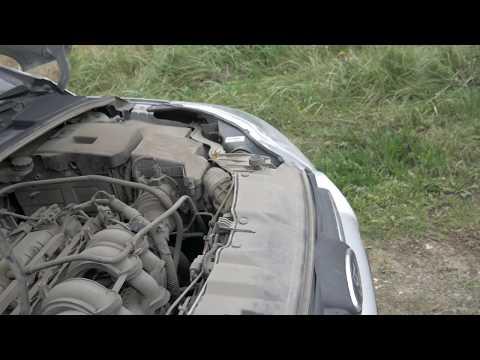 Каким образом отрегулировать фары на Ford Focus 3