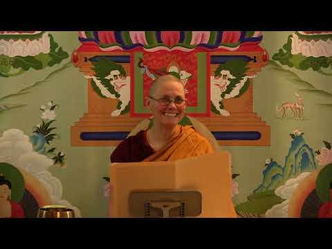 16 Approaching the Buddhist Path: Review of the Four Truths 12-17-18