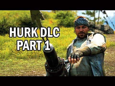 Far Cry 4 Hurk's Redemption DLC Walkthrough Part 1 - Himalayas (PS4 Gameplay Commentary)
