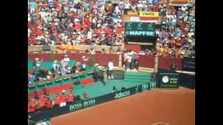 Semis Copa Davis Cordoba 2011 España vs Francia