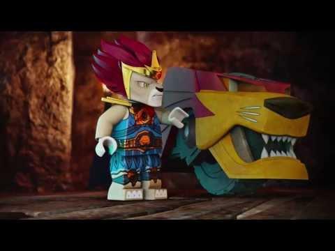 Tale of the Tribe Stone   LEGO CHIMA   Mini Movie