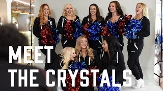 Meet the Crystals | Calendar Shoot