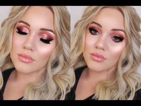 URBAN DECAY NAKED CHERRY PALETTE TUTORIAL