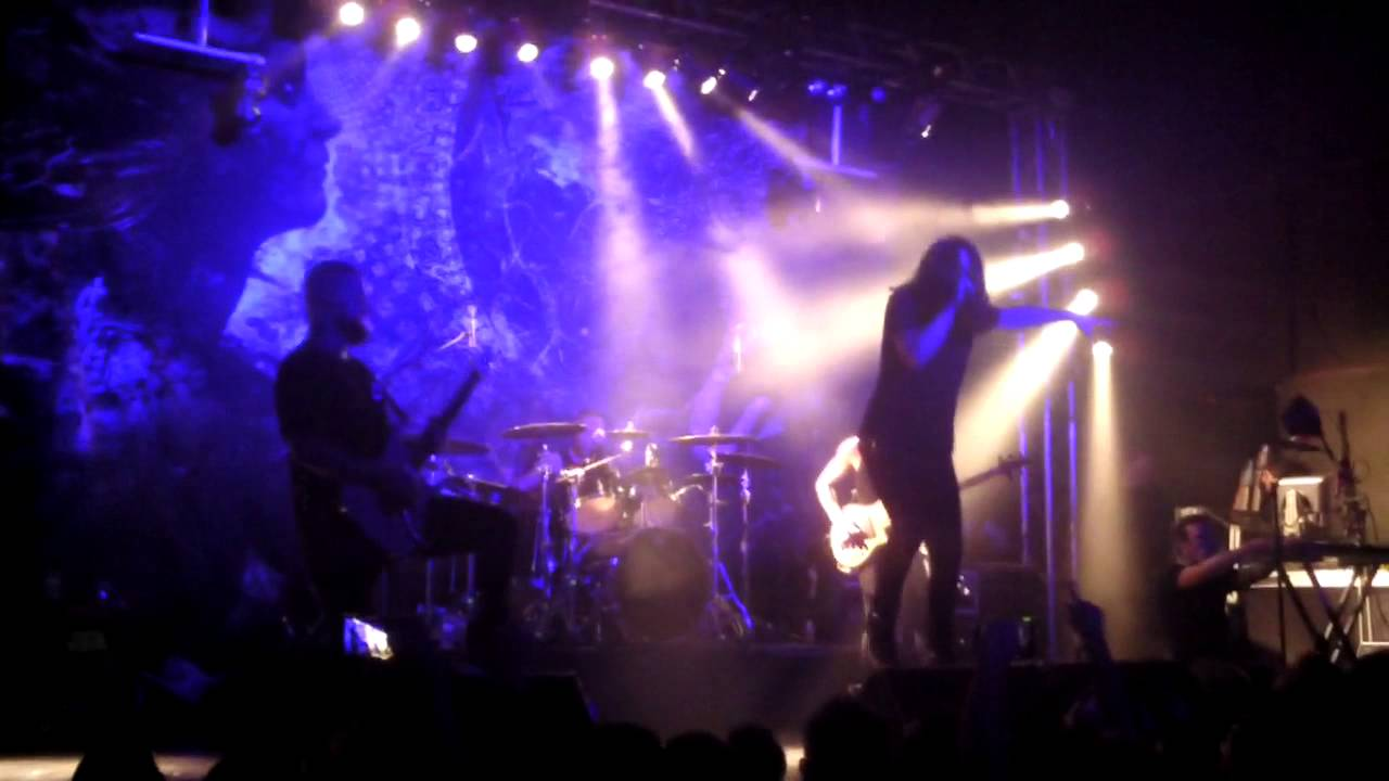 Born of osiris live salamandra 1 barcelona 21 09 16 for Salamandra barcelona