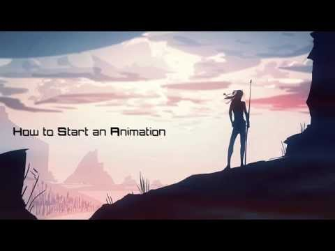 How to Start an Animation | Flash Tutorial