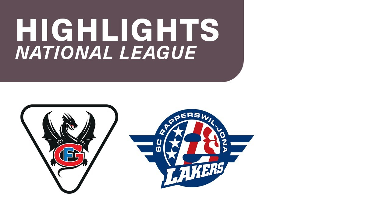 Fribourg vs. SCRJ Lakers 4:1 - Highlights National League