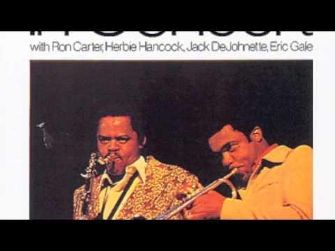 Freddie Hubbard/Stanley Turrentine in Concert Volume One - Povo