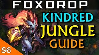 Season 6 Jungle Kindred Guide - League of Legends