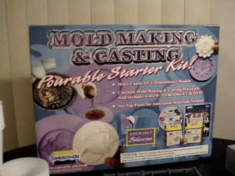 Mold Making and Resin Casting Your Own Sculpted Miniatures - Part 1