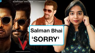 V Movie REVIEW | Deeksha Sharma