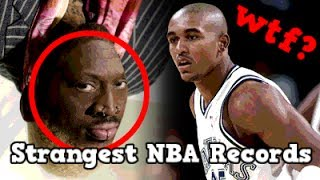 The STRANGEST NBA Records Ever