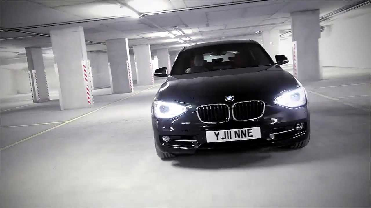 the new 2012 bmw 1 series hatchback f20 youtube. Black Bedroom Furniture Sets. Home Design Ideas