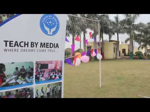 Teach By Media & Uma Public school