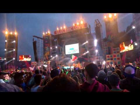 Electric Love Festival 2014 @ Twoloud live 1080p