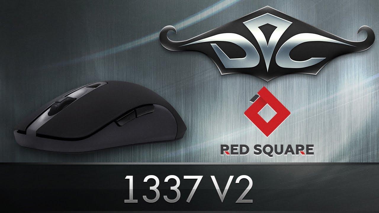 Red Square 1337 V2. Много изменений.