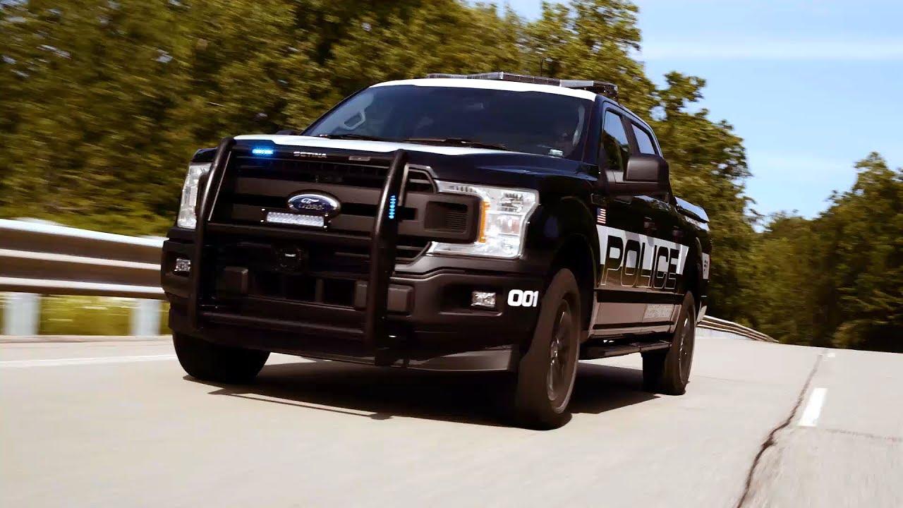 2018 ford police interceptor.  Interceptor 2018 Ford F150 Police Responder Inside Ford Police Interceptor