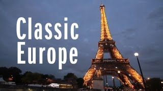 Classic Europe - London, Paris, Florence, and Rome