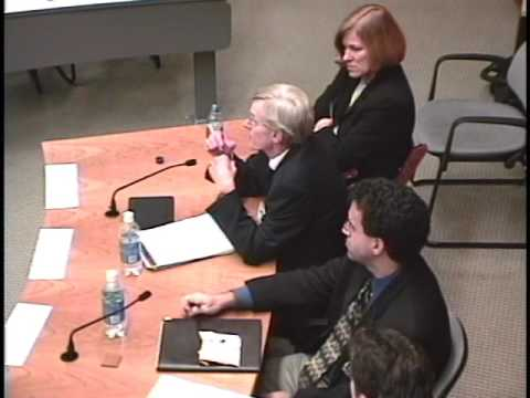 DELPF Symposium 2004 | All Panel Discussion & Audience Q & A, Panel 4