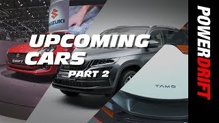 Upcoming Cars of 2017 : Part 2 : PowerDrift