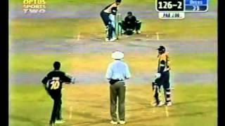 Sanath Jayasuriya 102* vs Pakistan 2002 Colombo