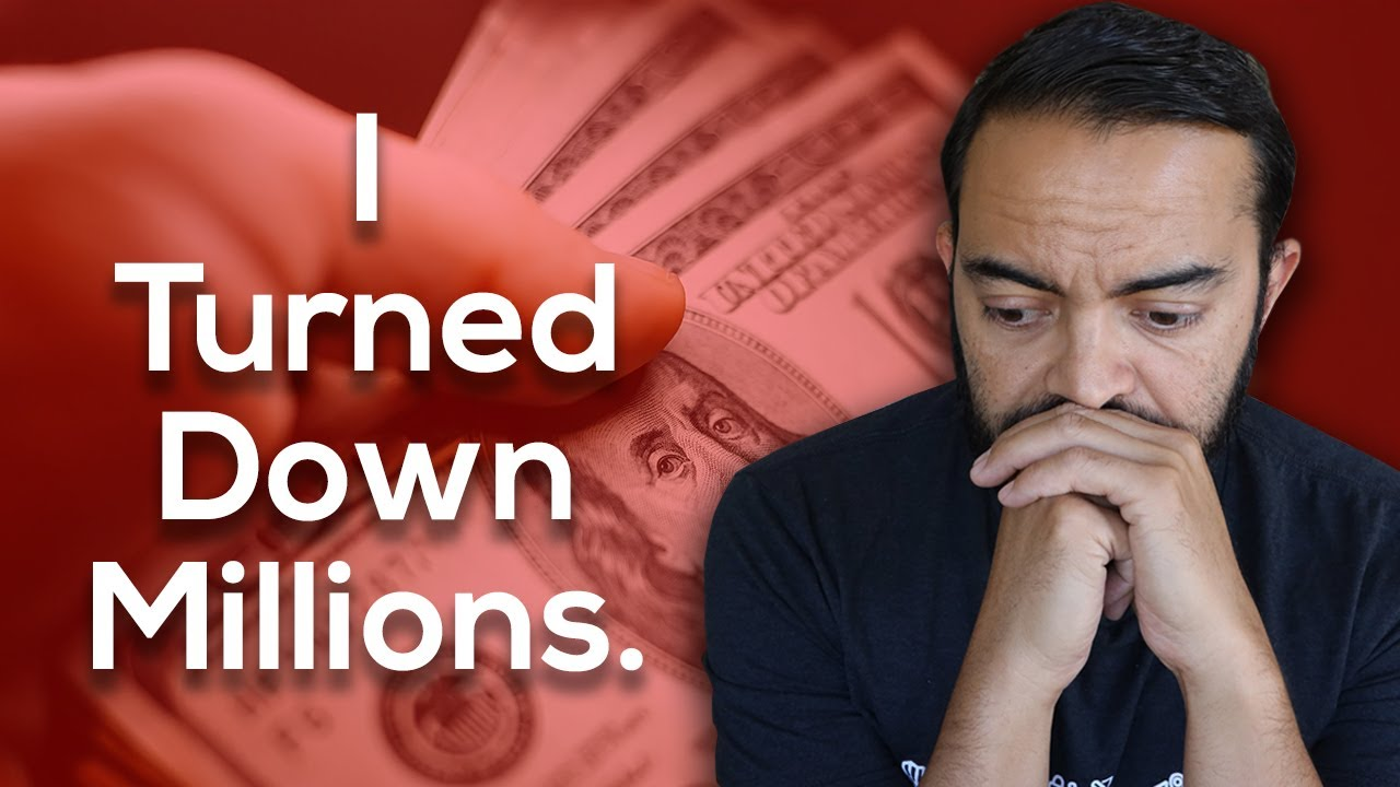 I Turned Down a 9-FIGURE Business Offer. Here's why.