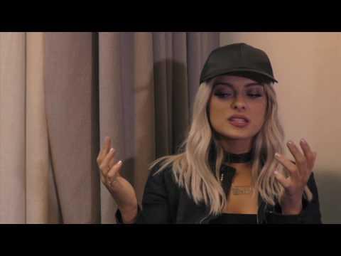 Bebe Rexha is dol op Martin Garrix