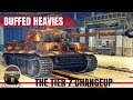 PLAYING BUFFED TIER 7 HEAVIES GG ENJOY