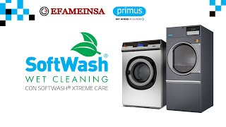 Wet Cleaning SoftWash - Primus | Efameinsa