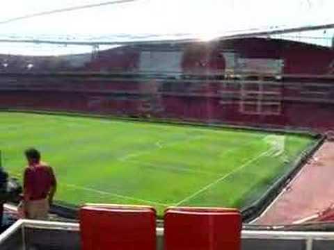 Arsenal Emirates Ashburton Grove Stadium